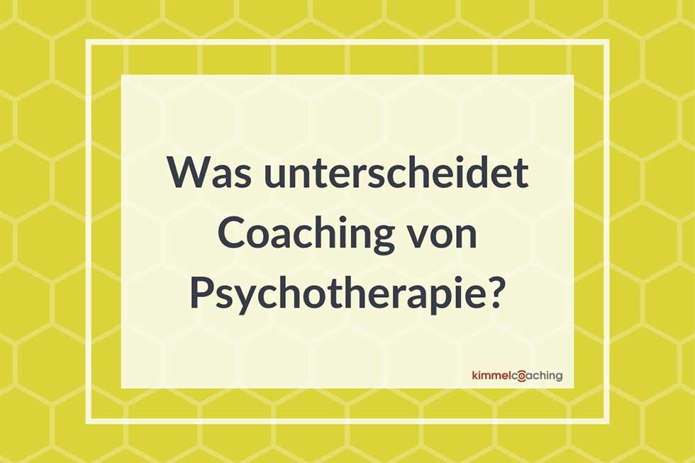 Unterschied-Coaching-Psychotherapie
